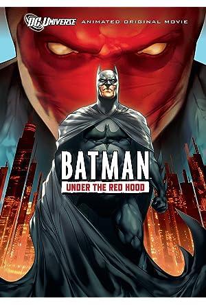 Batman Contra o Capuz Vermelho Dublado Online