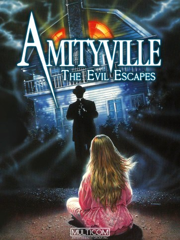 Image result for amityville the evil escapes plot