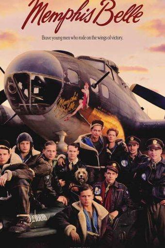 Memphis Belle – A Fortaleza Voadora Dublado Online