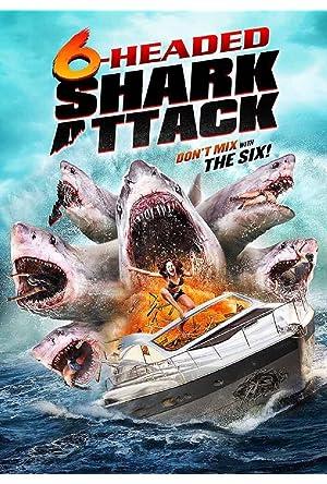 O Ataque do Tubarão de 6 Cabeças Dublado Online