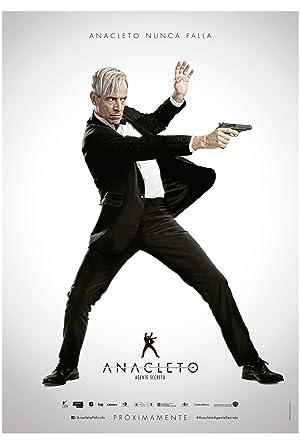 Anacleto: Agente Secreto Legendado Online