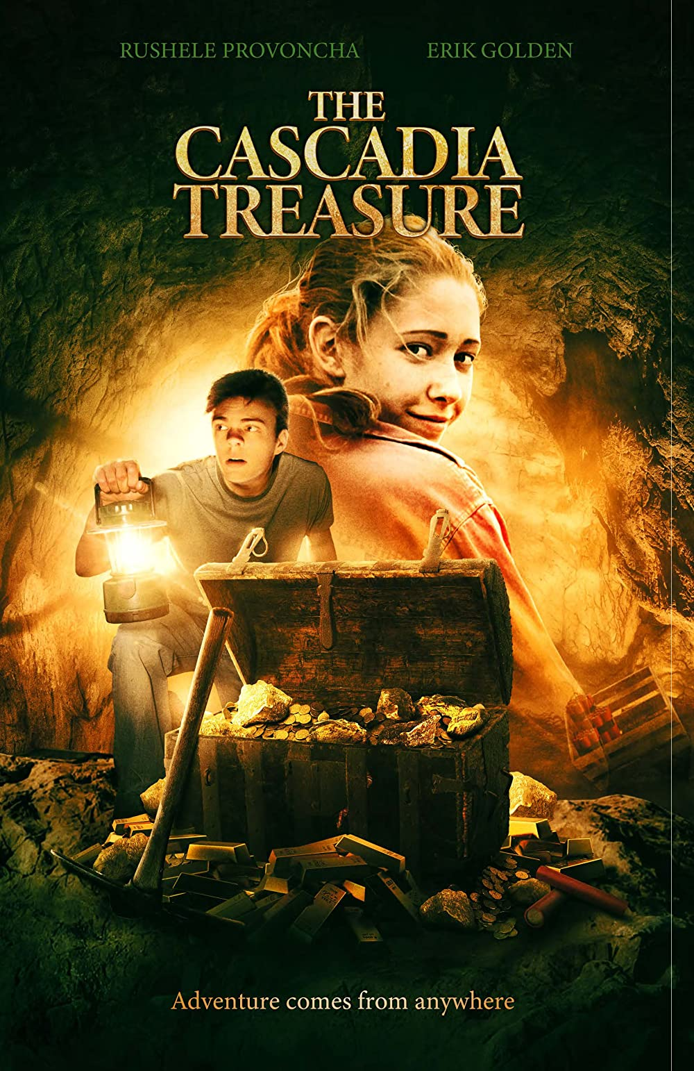 The Cascadia Treasure 2021 English 480p| 720p HDRip ESubs 800MB | 300MB Download
