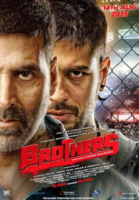 Download Brothers (2015) Hindi Full Movie 480p [550MB] | 720p | 1080p