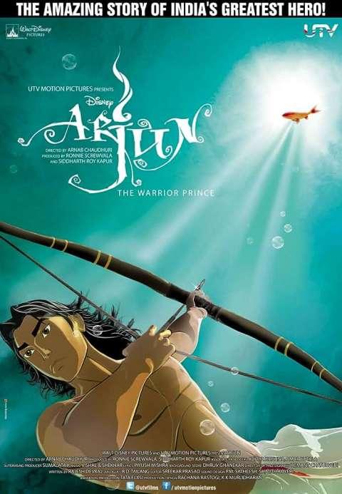 Download Arjun: The Warrior Prince (2012) Movie 720p [661MB] | {Hindi Dubbed}