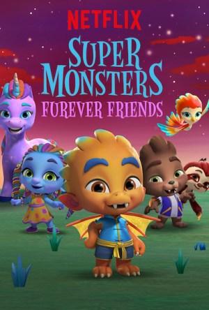 Super Monstros – Superamigos para Sempre Dublado Online