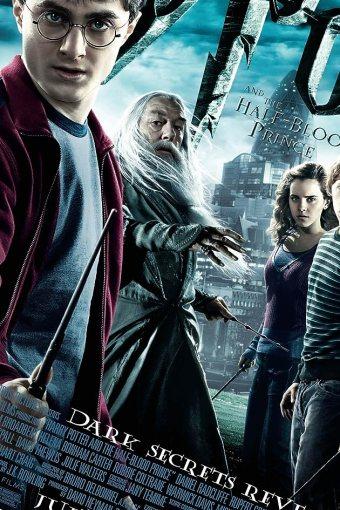 Harry Potter e o Enigma do Príncipe Dublado Online