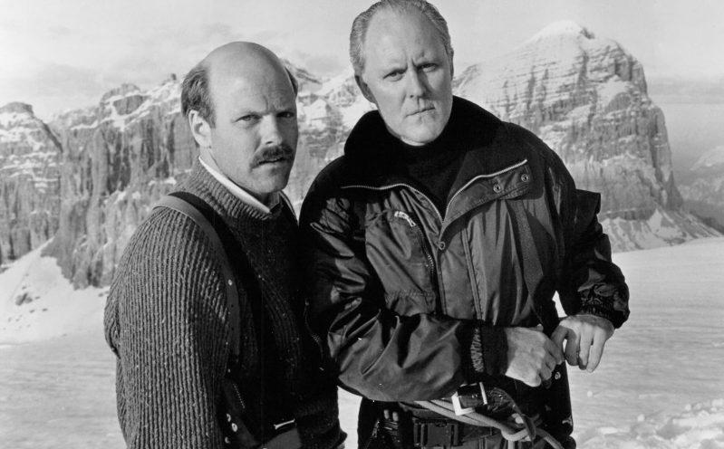 John Lithgow and Rex Linn in Cliffhanger (1993)