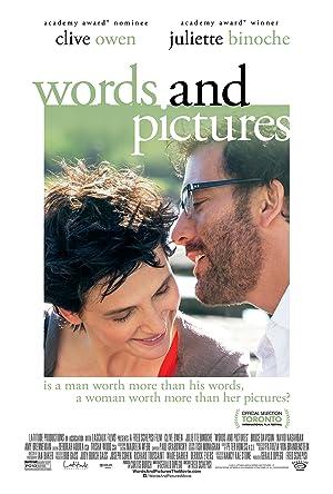 Palavras e Imagens Dublado Online
