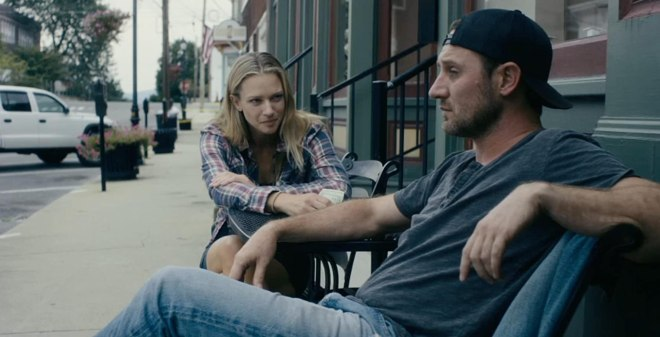 A.J. Cook and Josh Stewart in Back Fork (2019)