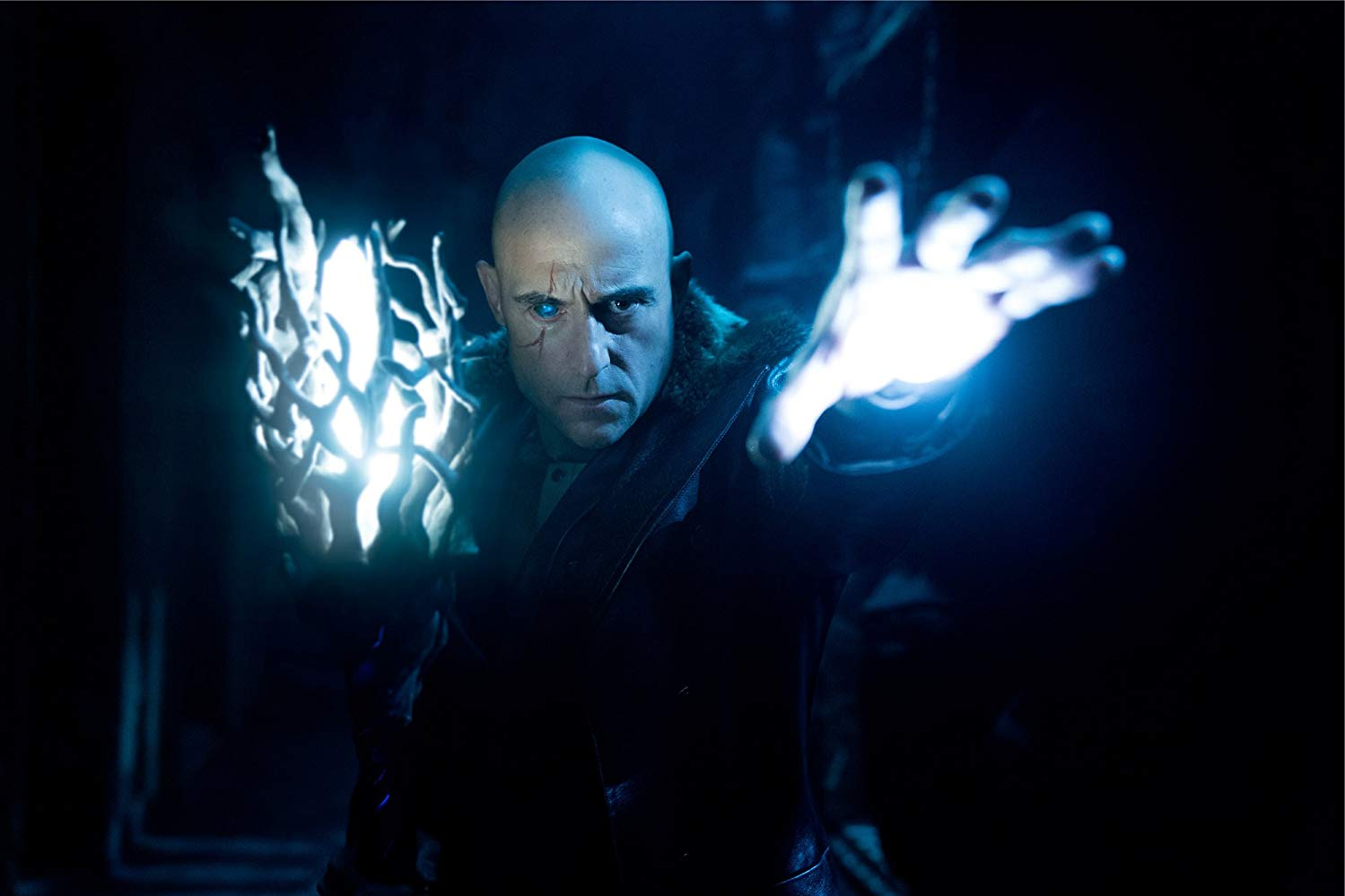 Mark Strong / Shazam! / DC Comics & Warner Bros. Pictures. © 2019. All rights reserved.