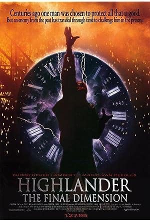 Highlander 3 – O Feiticeiro Dublado Online