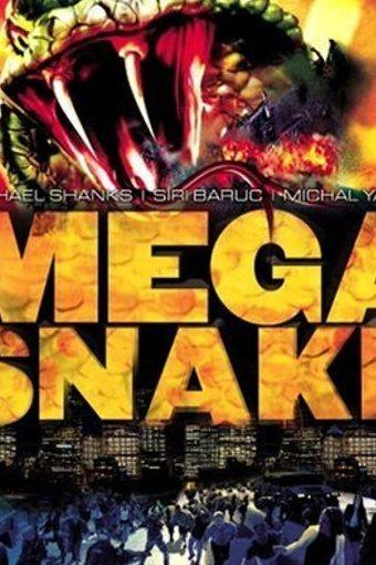 Mega Snake Dublado Online