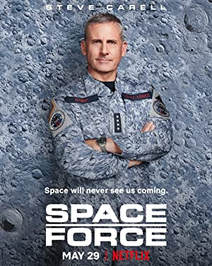 Download Space Force Season 1 All Episodes In Hindi – English [Dual Audio] 720p [300MB]
