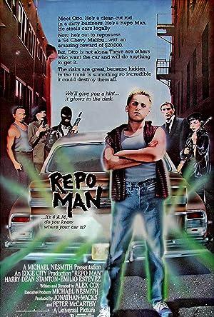 Repo Man – A Onda Punk Dublado Online
