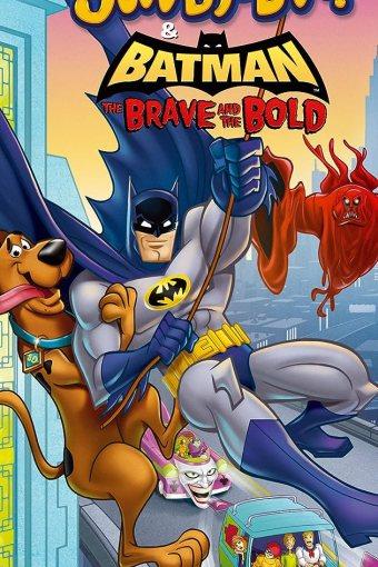 Scooby-Doo & Batman – Os Bravos e Destemidos Dublado Online