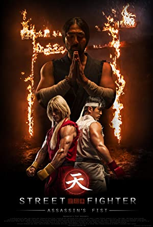 Street Fighter – Punho Assassino Dublado Online