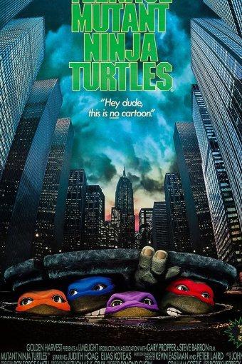 As Tartarugas Ninja 1990 Dublado Online