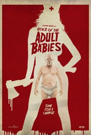 O Ataque dos Bebês Adultos Legendado Online