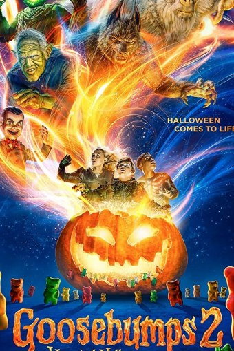 Goosebumps 2 – Halloween Assombrado Dublado Online