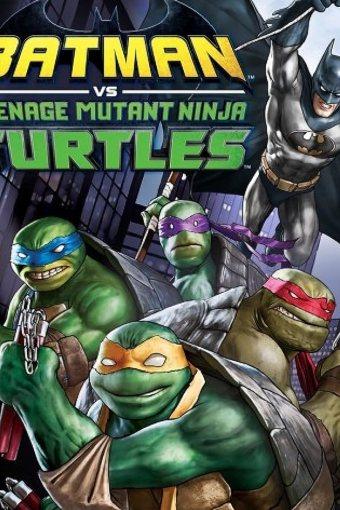 Batman vs. As Tartarugas Ninjas Dublado Online