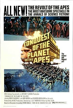 A Conquista do Planeta dos Macacos 1972 Dublado Online