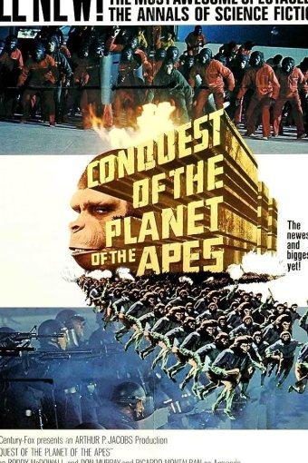 A Conquista do Planeta dos Macacos Dublado Online