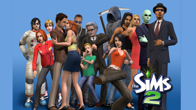 The Sims 2 (2004)