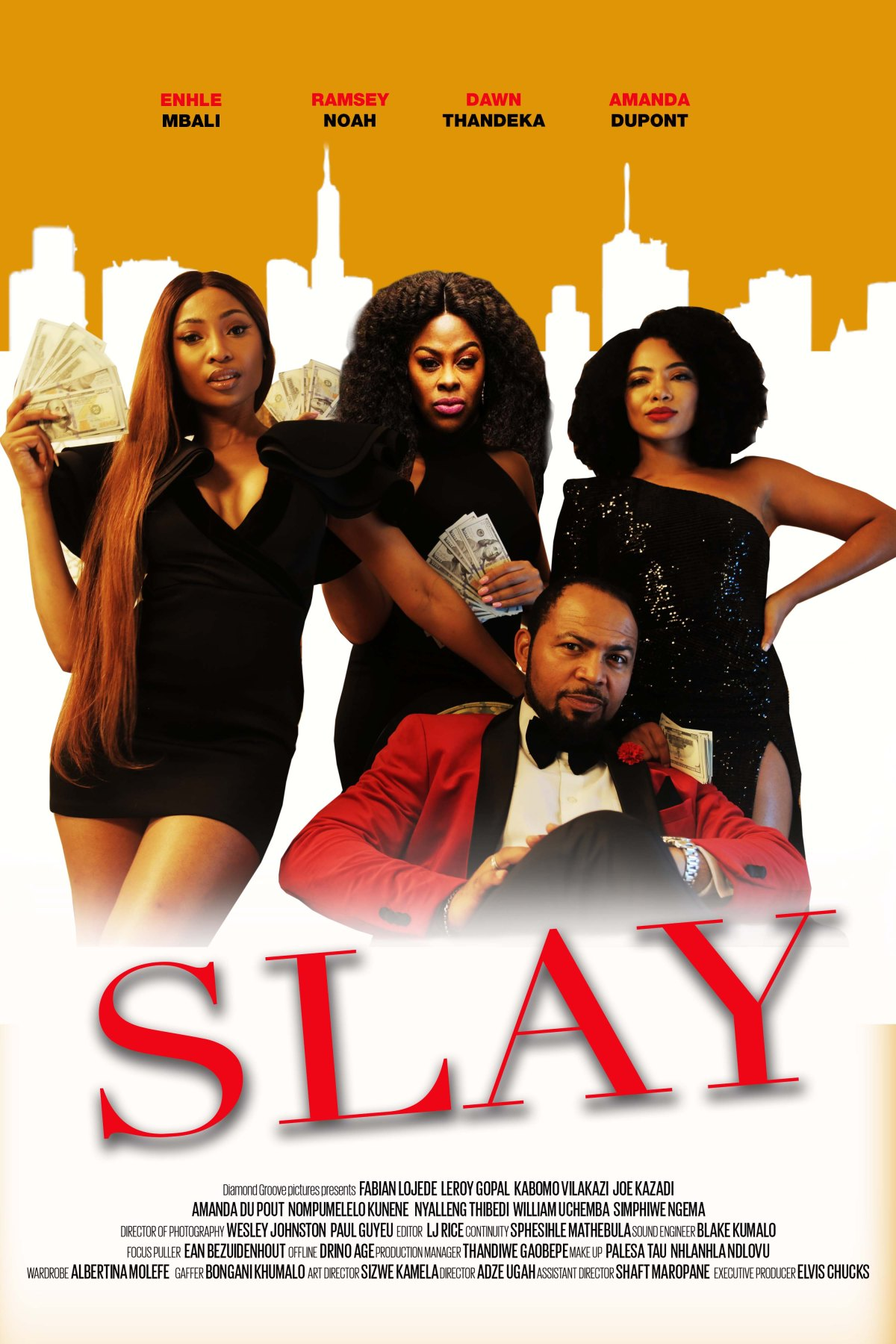 """""""Slay"""" Which Exposures Sugar Daddy Syndrome Hits NO 1 on Netflix Nigeria"""