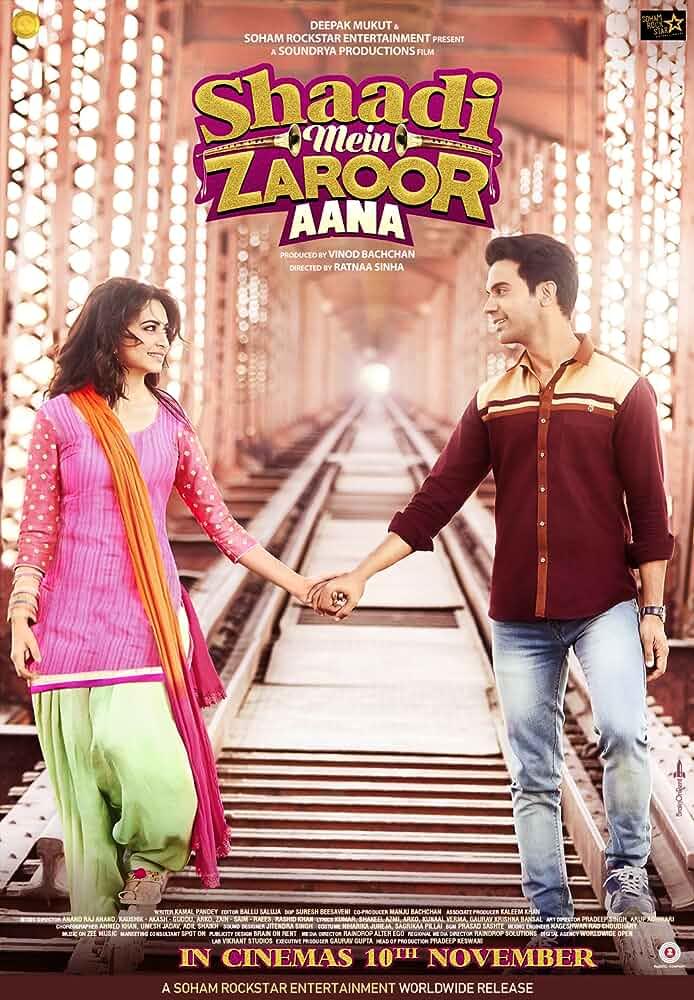 Download Shaadi Mein Zaroor Aana (2017) Hindi Full Movie 480p   720p   1080p