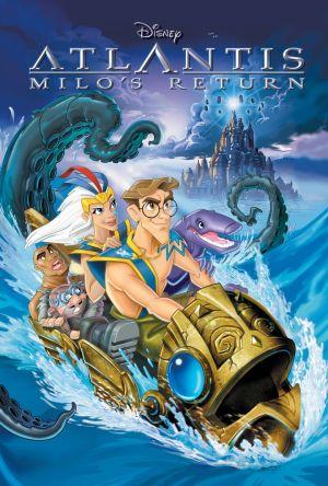 Atlantis: O Retorno de Milo Dublado Online