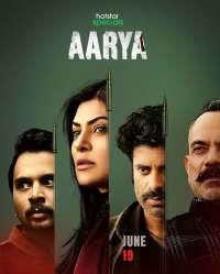 Aarya (2020) Season 1 Hindi Hotstar Web Series 480p 720p Download