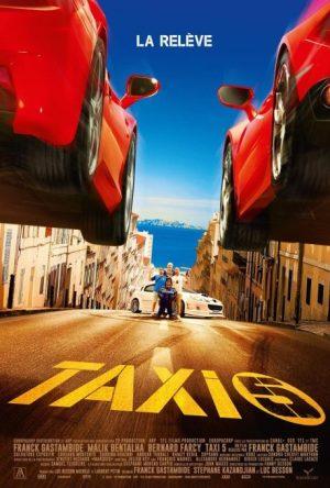 Táxi 5 Legendado Online