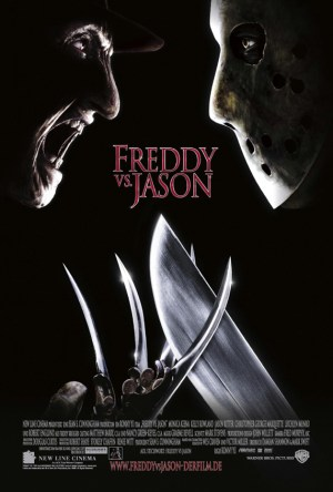 Freddy vs. Jason Dublado Online