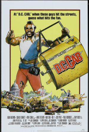 D.C. Cab – Taxi Especial Dublado Online