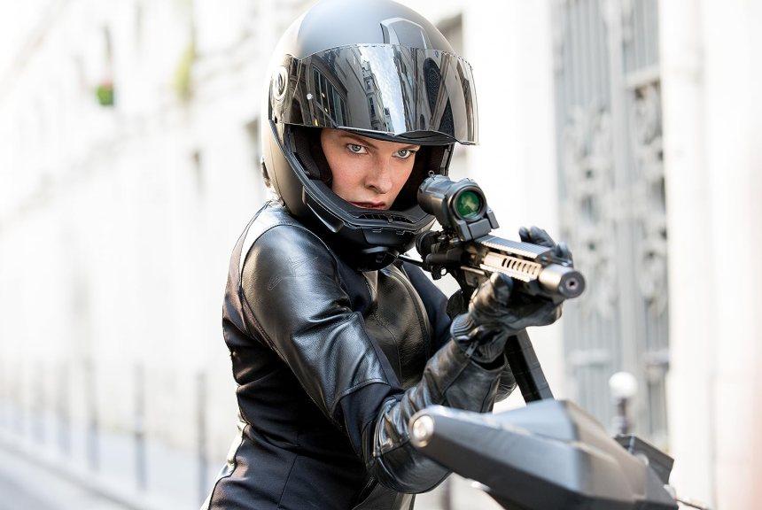 Rebecca Ferguson in Mission: Impossible - Fallout (2018)