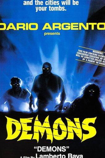 Demons – Filhos das Trevas Legendado Online