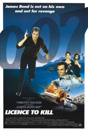 007 – Permissão para Matar Dublado Online