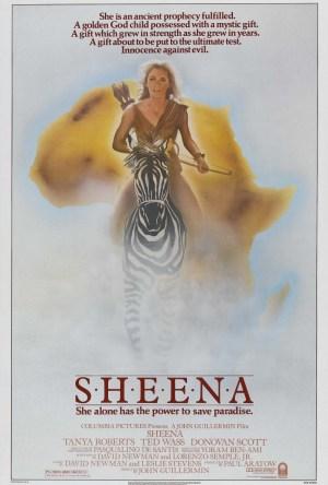 Sheena – A Rainha das Selvas Dublado Online