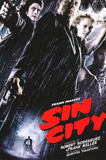 Sin City – A Cidade do Pecado Dublado Online