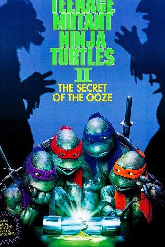 As Tartarugas Ninja II: O Segredo de Ooze Dublado Online