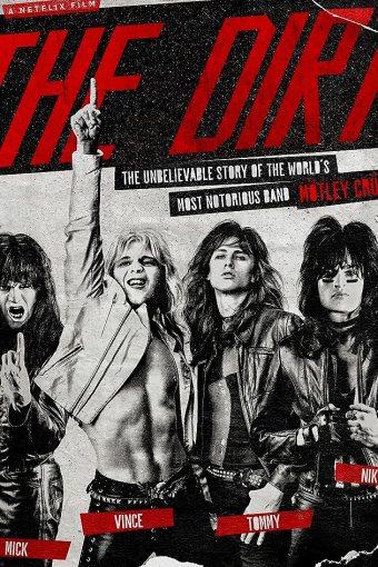 The Dirt: Confissões do Mötley Crüe Dublado Online