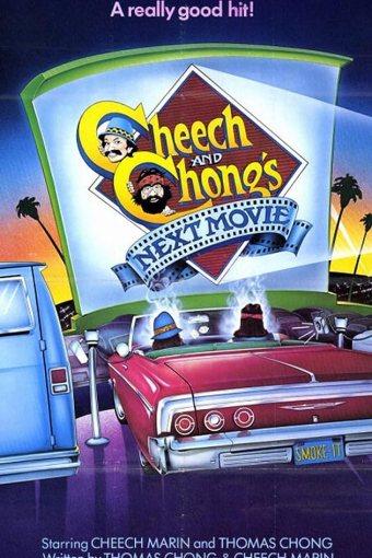Cheech e Chong Atacam Novamente Dublado Online