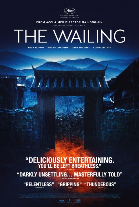 Download The Wailing (2016) Dual Audio Hindi 480p | 720p