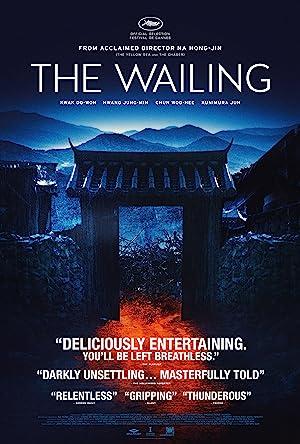Poster do filme - o Lamento - portal de entrada de uma vila