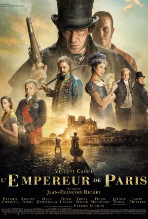 O Imperador de Paris Legendado Online