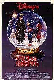 One Magic Christmas Poster