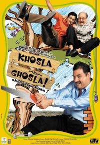Khosla Ka Ghosla (2006) Full Movie Hindi 720p HEVC