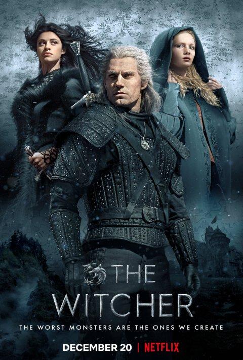 Download Netflix The Witcher (Season 1) Dual Audio {Hindi-English} 480p| 720p | 720p