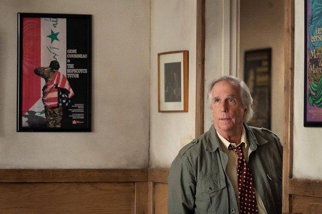 Henry Winkler in Barry (2018)