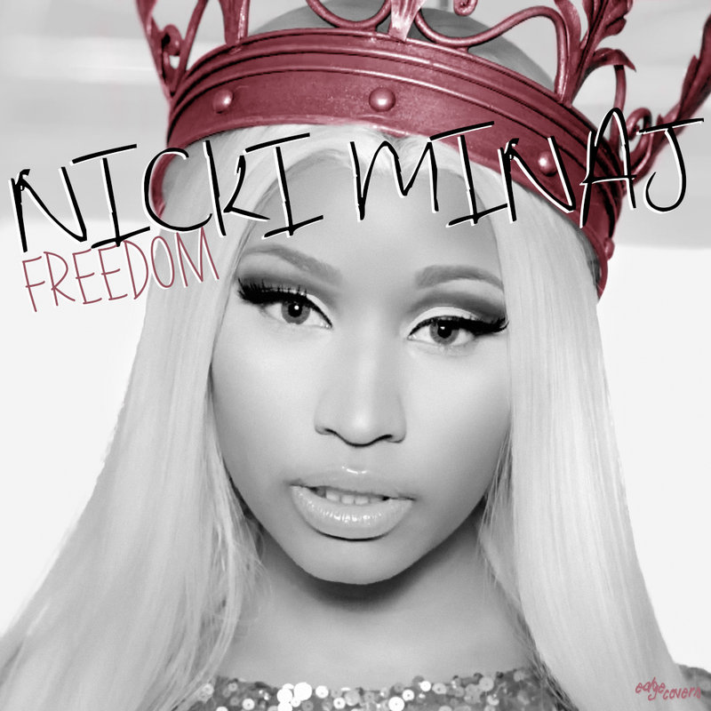 Image result for nicki minaj - freedom